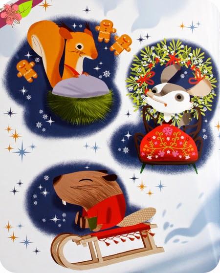Un Noël ébouripoustouflant ! de Nathalie Dargent et Colonel Moutarde