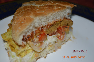 Burger| Shami kabab| Patties| Spicy burger| Home made burger|Snack