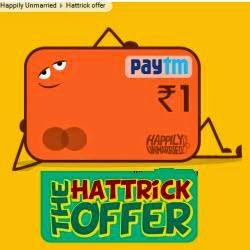 Get Rs.10 PayTm Wallet Balance at Rs.5 – Happilyunmarried