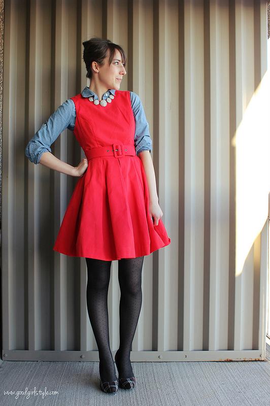 Good Girl Style December 2012