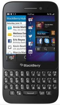 Harga HP Blackberry Q5 Black