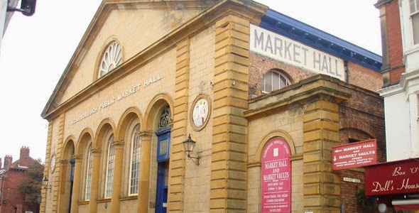 Scarborough Market Halls