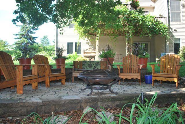 Refinishing Adirondack Outdoor Furniture