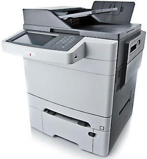 Lexmark X548dte Driver Printer Download