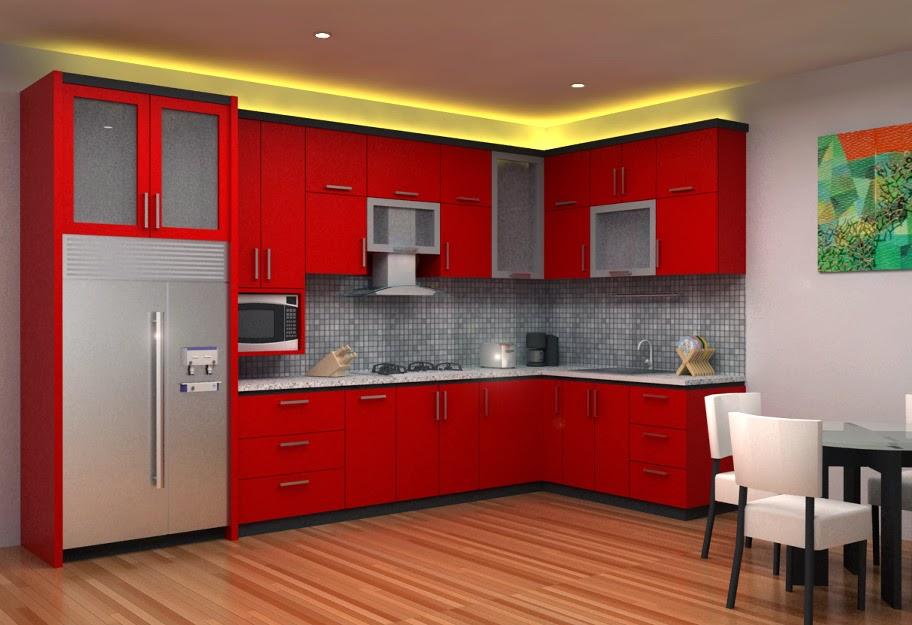 Dapur rumah minimalis 7