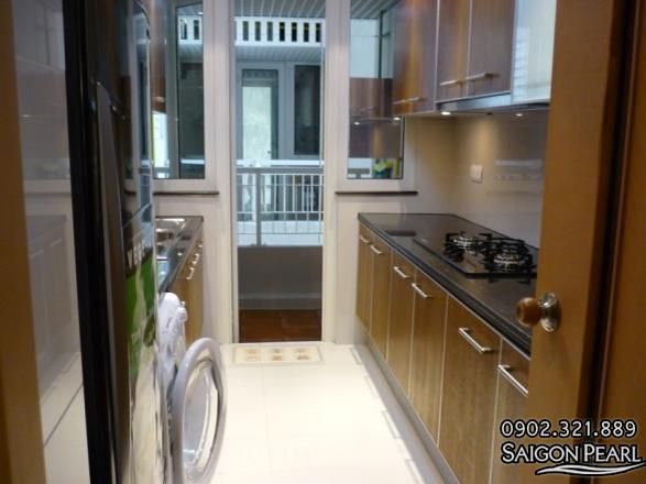 Cho thuê căn hộ 90m2 tại Sapphire 1 | bếp