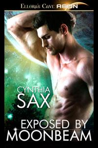Exposed by Moonbeam by Cynthia Sax