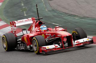 Gambar Mobil Balap F1 Ferrari 07