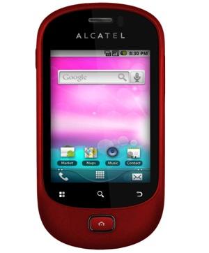 Alcatel OT-908 Rojo Tienda Claro Perú