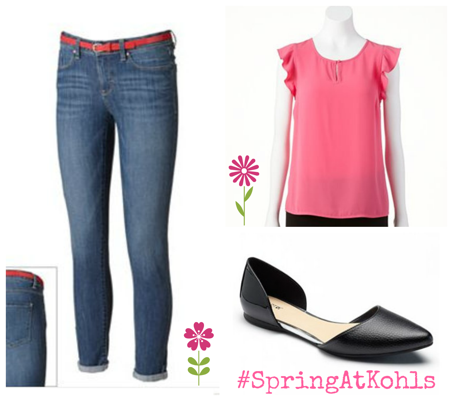 Spring Trends at Kohl's #MC #SpringAtKohls #Sponsored