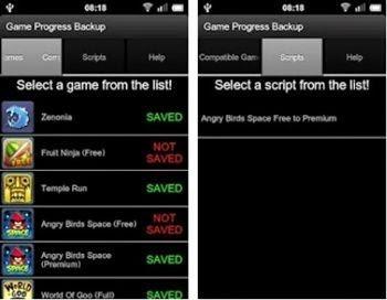 Aplikasi backup Data Game Tanpa Root