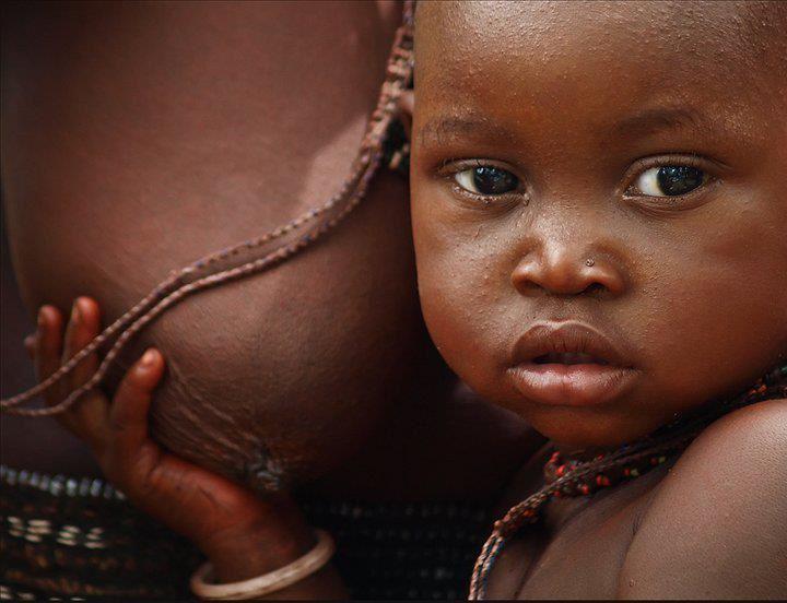 O Africano em mim saúda o Africano que existe em você!