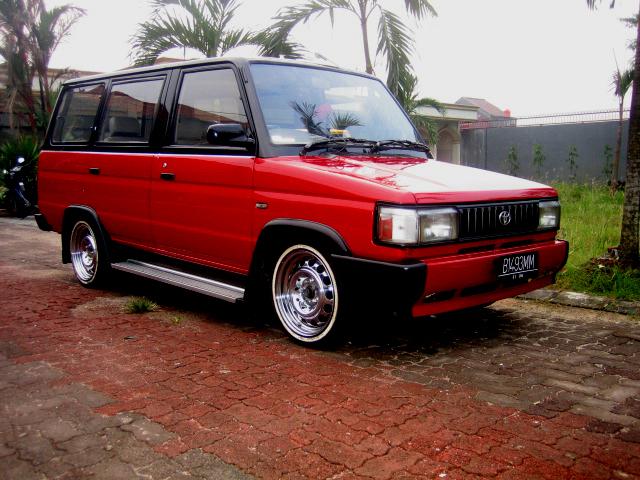 untuk Mobil Toyota Kijang Super, untuk lihat photo modifikasi mobil ...