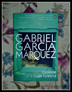 Gabriel Garcia Marquez; Chronicle of death foretold