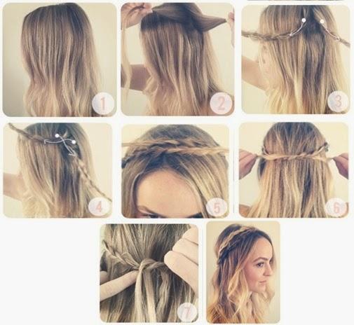 Peinados para cabello largo IMujer