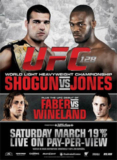 UFC - 128:SHOGUN VS JONES