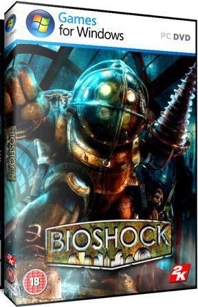 Descargar BioShock 1 [PC] [Full] [1-Link] [Español] [ISO] Gratis [MEGA]