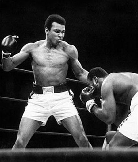 a biography of muhammed ali a boxing champion Muhammad ali participated in the light-heavyweight return to boxing when muhammad ali refused to enter the vietnam war ali faced undefeated champion.