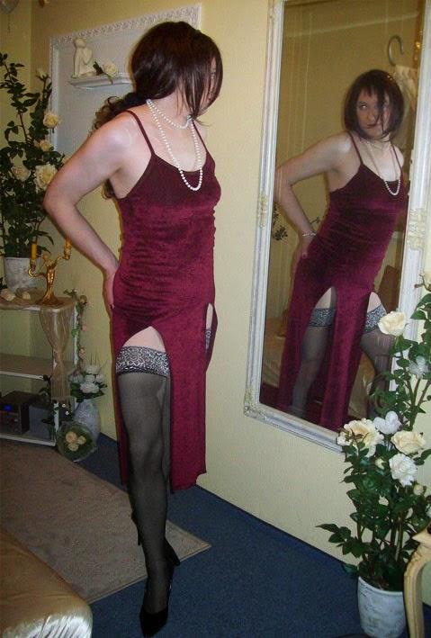 Crossdresser Jennifer - feminin & modisch: Neulich bei Vanessa