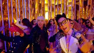 Big Bang TOP from Bang Bang Bang MV