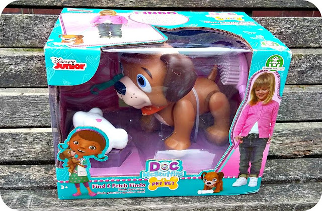 Doc McStuffins Pet Vet: Find & Fetch Findo