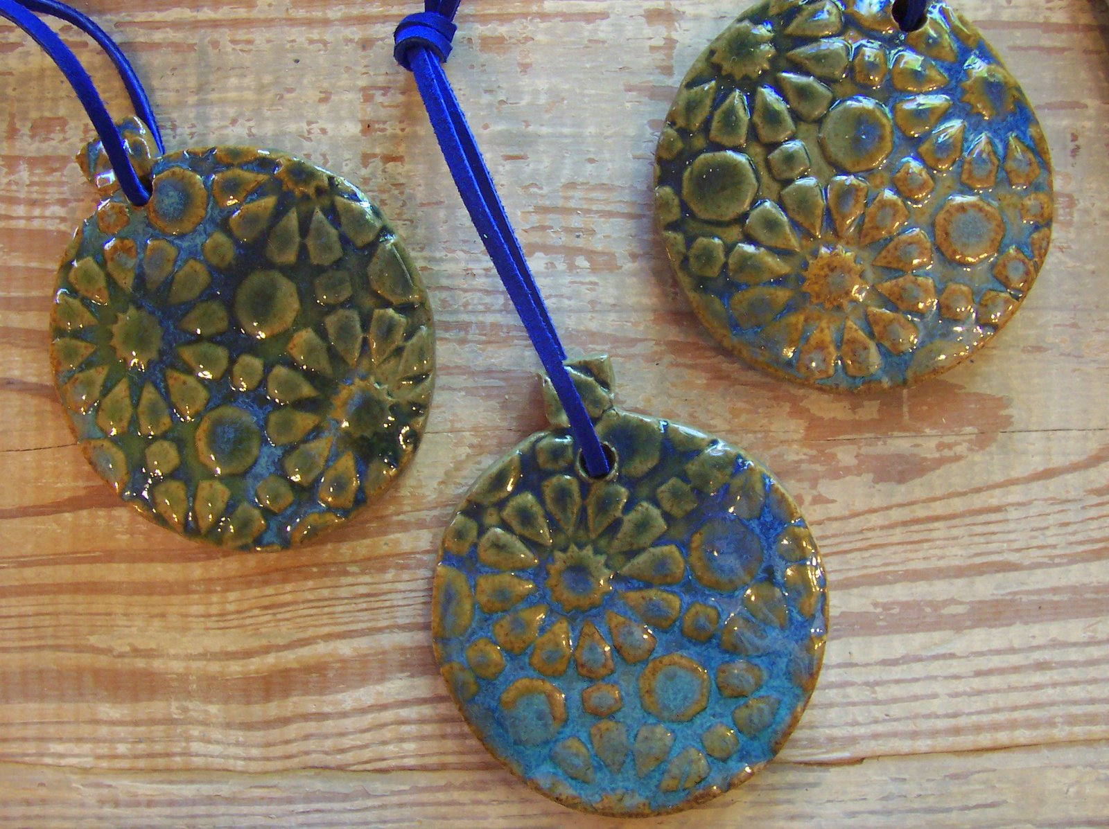Jane Bess Pottery Llc Handmade Pottery Christmas Ornaments