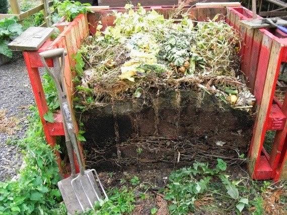 kompost doma