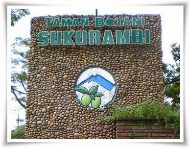 Taman Botani Sukorambi Jember