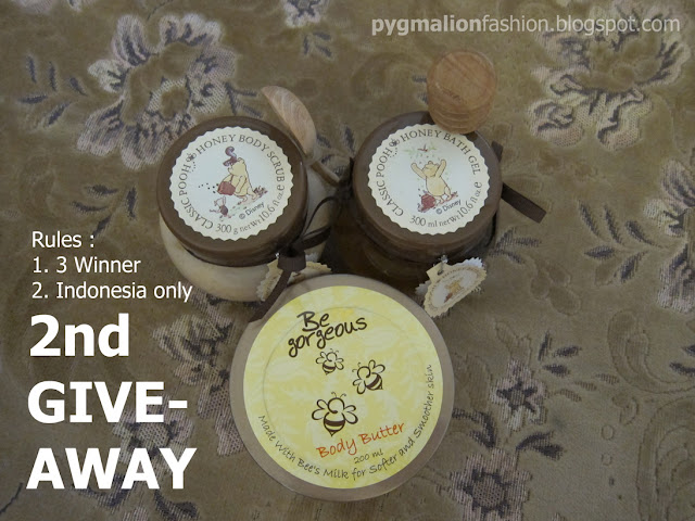 giveaway, indonesia giveaway, blogger giveaway