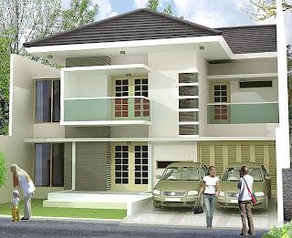 Model Teras Rumah Minimalis