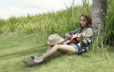 Hyori Miss Korea Nylon Magazine March 2013