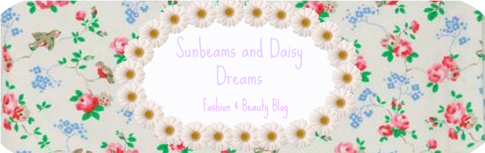 Sunbeams and DaisyDreams