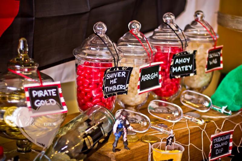 Kara S Party Ideas Pirate Themed 5th Birthday Party Kara