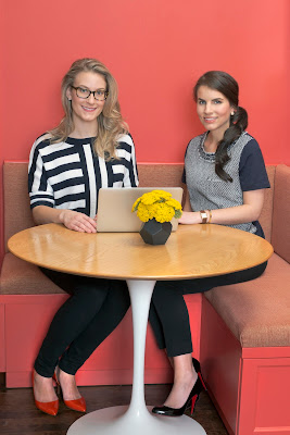 Georgie Hambright (left) and Jennifer Beek (right) of J+G Design in New York, NY | Photo Courtesy of J+G Design