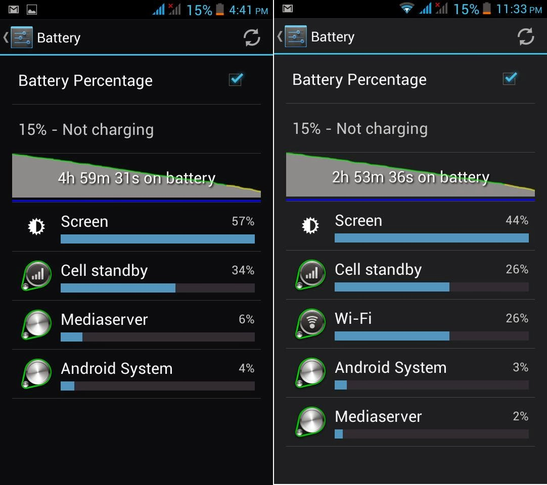 DTC Mobile GT17 Jupiter Battery Stats