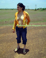 desi aunty without bra