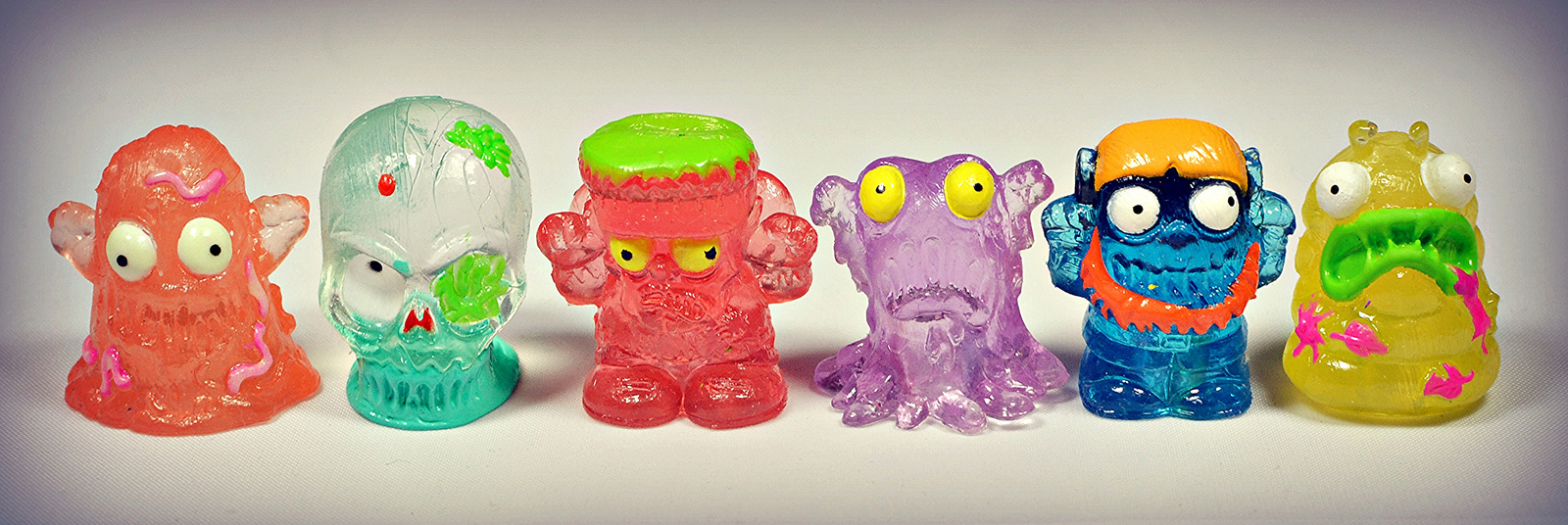 Liceplant One Of The Trashors Monsters From Galoob S Trash Bag Bunch Toys