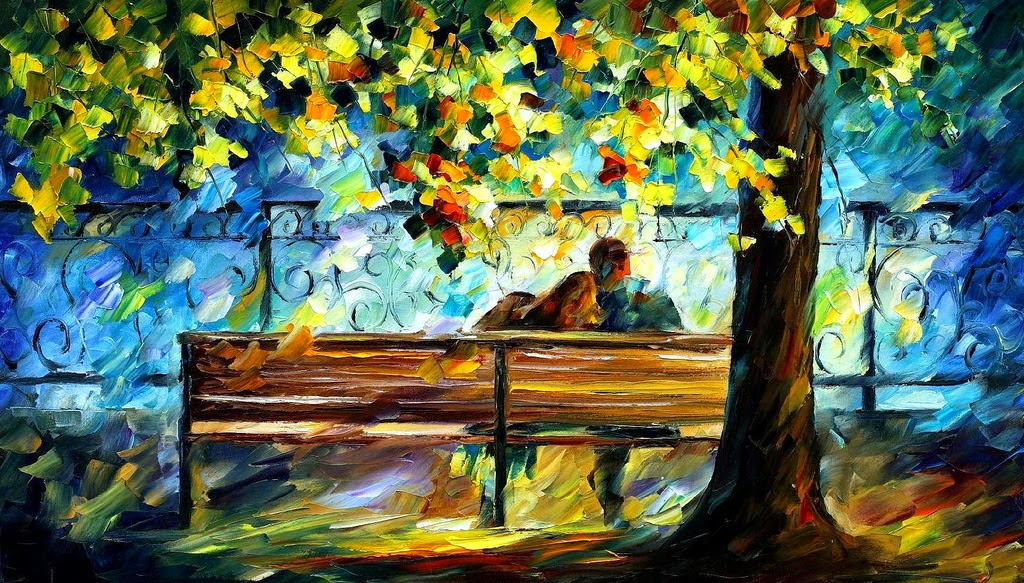 27-Leonid-Afremov-Expression-of-Love-for-the-Art-Of-Painting-www-designstack-co