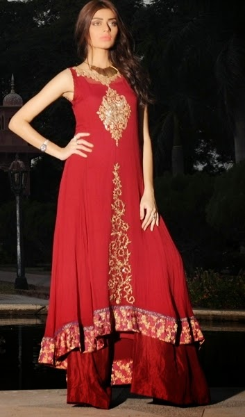 Party wear Fashion in Pakistan
