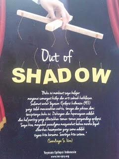 Buku OUT OF SHADOW