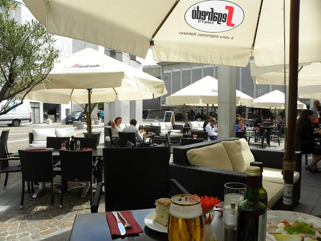 Italian Restaurant Vinum Liederhalle Stuttgart