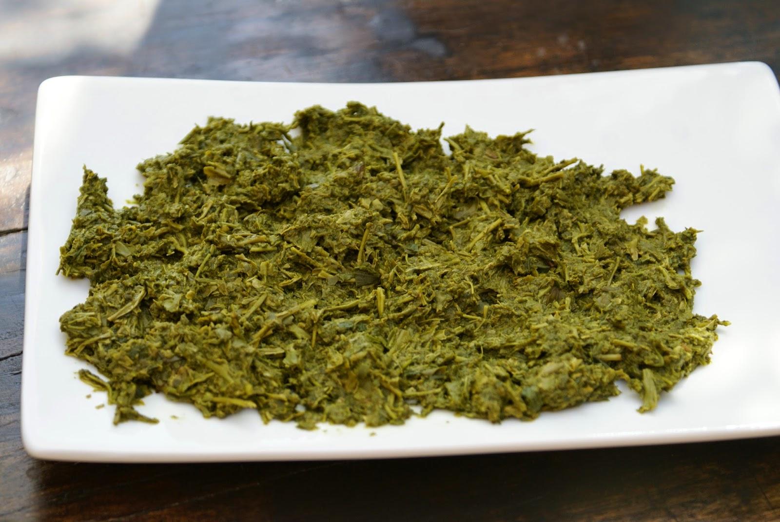 thé vert sencha Fukamushicha