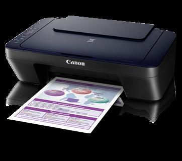Canon PIXMA e400 Driver Mac