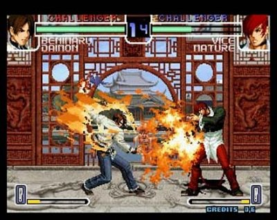 The King Fighters Plus Portable