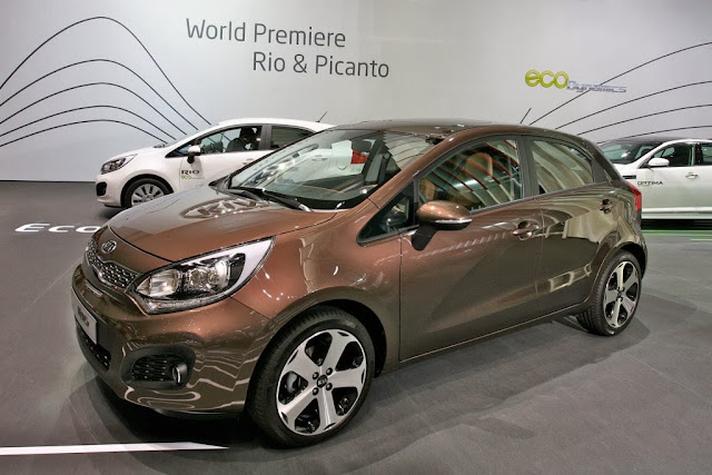 Kia Rio Car Picture