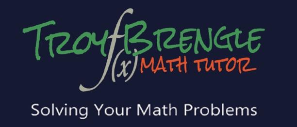 Troy Brengle, Math Tutor