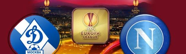 Dinamo Moscow Vs Napoli