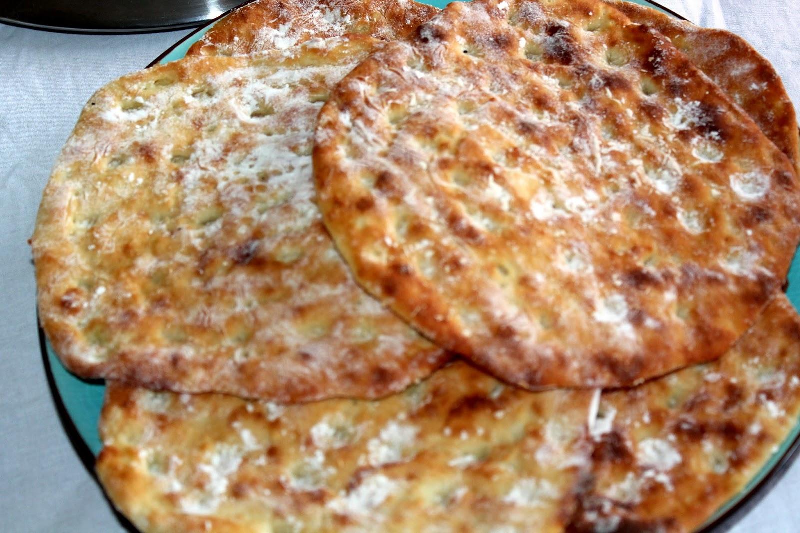 potato flat bread