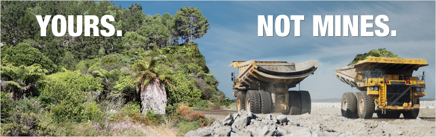 No To Irresponsible Mining