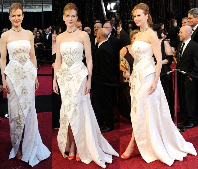nicole kidman oscar dresses. Okay, so, all the Oscar